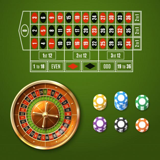 ล้มเจ้ามือ casino ด้วยสูตรรูเล็ต 10 แถว